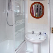 Bathroom in Self Catering Inverness