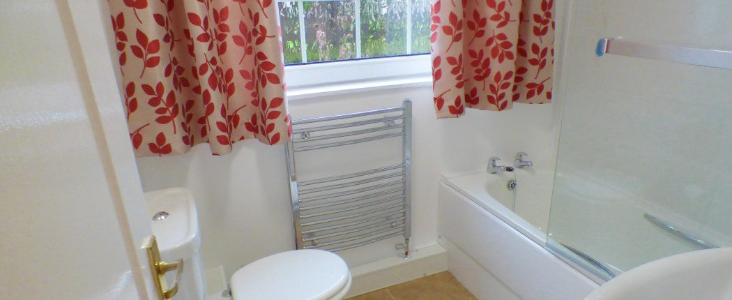 Bath in Self Catering Inverness