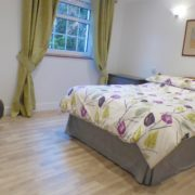 Bed in Self Catering Inverness