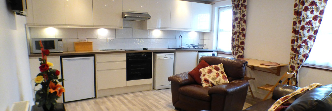 Inverness Self Catering Kitchen