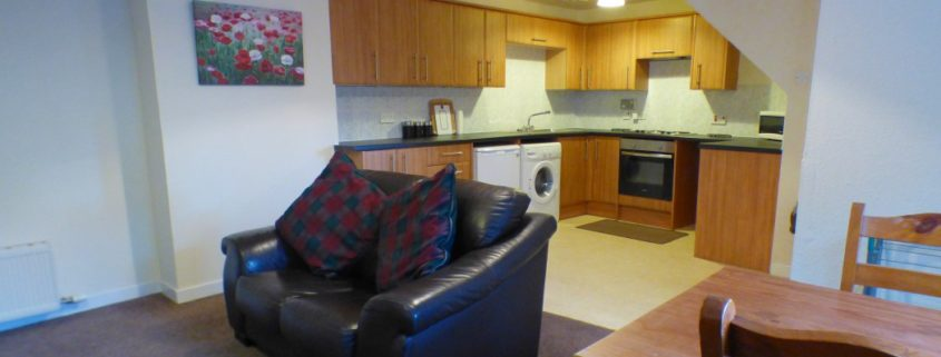 Westhaven Riverside Apartment Lounge Dining Area